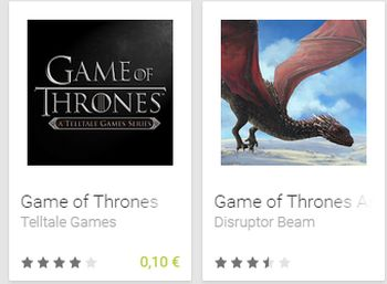 """Game of Thrones"" by Telltale Games für zehn Cent"