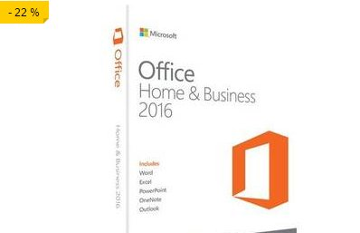 Allyouneed: Office 2016 Home & Business für 109 Euro frei Haus