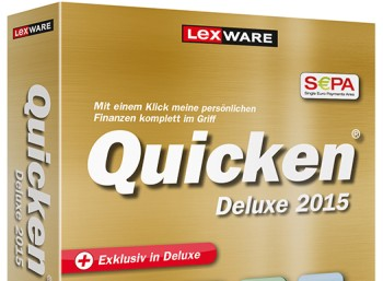 Quicken Deluxe 2015 Vollversion gratis