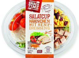 Listerien-Alarm: Aldi ruft Fertigsalat zurück