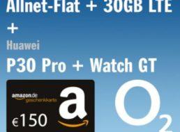 Knaller: 30 GByte LTE-Volumen für effektiv 4,53 Euro im Monat