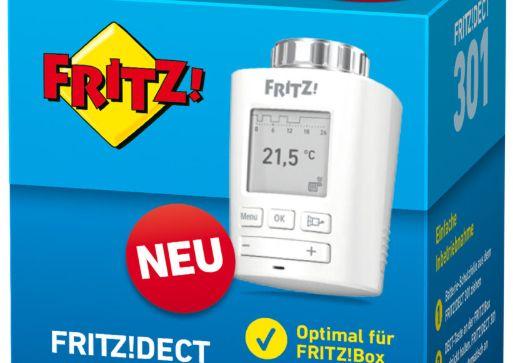 AVM: Fritz DECT 301 für 30 Euro frei Haus dank Gutschein