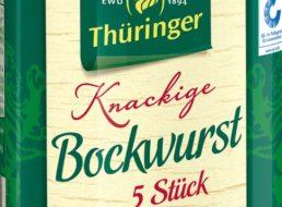 "Plastik gefunden: Aldi-Nord ruft ""Thüringer Bockwurst"" zurück"