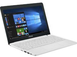 Asus: ViVoBook E203 mit 64 GByte eMMC für 215 Euro frei Haus