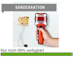 Druckerzubehoer: 3-in-1 Detektor von Black & Decker für 9,99 Euro
