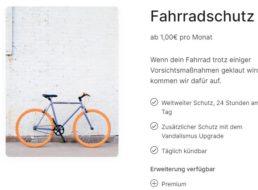 Exklusiv: Fahrradversicherung 6 Monate Gratis bei Getsafe