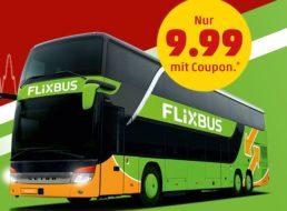 Penny: Flixbus-Tickets für pauschal 9,99 Euro