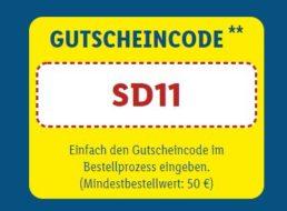 """Lidl: Gratis-Versand und Schnäppchen zum """"Singles Day"""""""