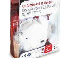 Ebay: Zehnerset Rauchwarnmelder mit Fünf-Jahres-Garantie für 19,90 Euro