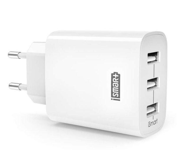 Exklusiv: Ladegerät mit drei USB-Ports für 9,79 statt 13,99 Euro
