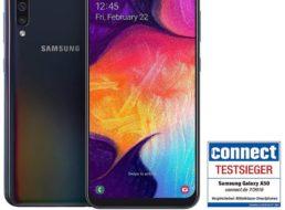 Ebay: Samsung Galaxy A50 als B-Ware für 206,10 Euro