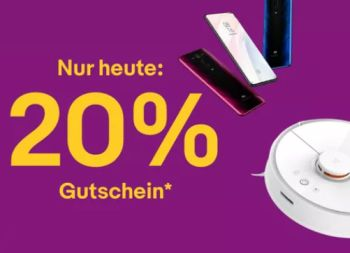 """Ebay: 20 Prozent Rabatt zum """"Singles Day"""" auf über 1100 Produkte"""