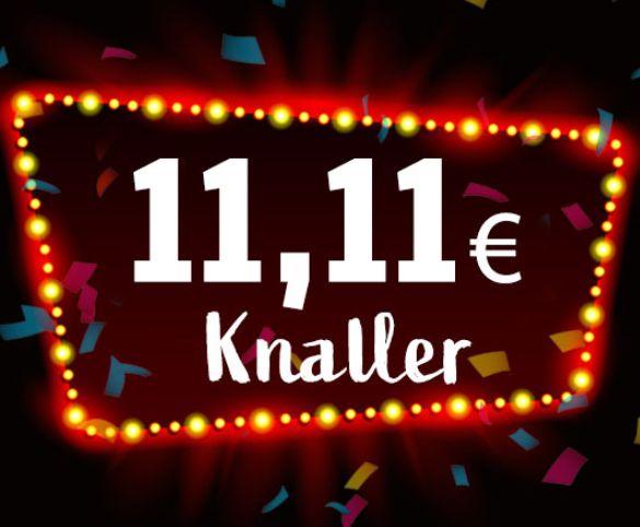 Völkner: 140 Artikel für je 11,11 Euro bis Mittwoch