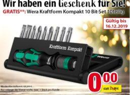 Gratis: Zehnteiliges Bitset bei Völkner zur Bestellung geschenkt