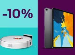 Ebay: Zehn Prozent Rabatt auf Technik und Haushaltsgeräte