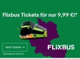 Ebay: Flixbus-Tickets und Rabatt-Coupons