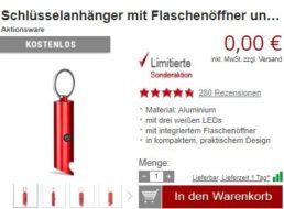 Druckerzubehoer.de: Geschenke-Aktion mit zwölf Artikeln für 0 Euro
