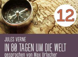 """Gratis: Hörbuch """"In 80 Tagen um die Welt"""" zum Nulltarif"""