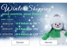 Jeans Direct: 10 bis 50 Euro Rabatt sowie Gratis-Versand