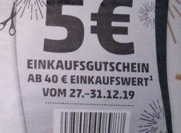 Penny: 5-Euro-Gutschein, Gratis-Milka und zehnfach Payback-Punkte