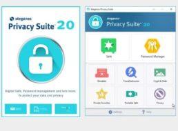 """Gratis: """"Steganos Privacy Suite 20"""" bei Heise zum Nulltarif"""