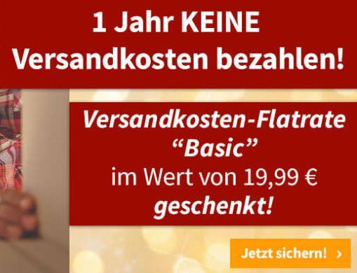 Völkner: Versandkostenflatrate im Wert von 19,99 Euro geschenkt