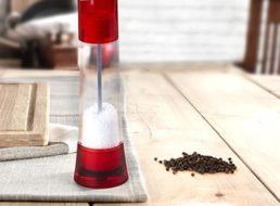 Druckerzubehoer.de: Salz- oder Pfeffermühle Bugatti Glamour für 0 Euro