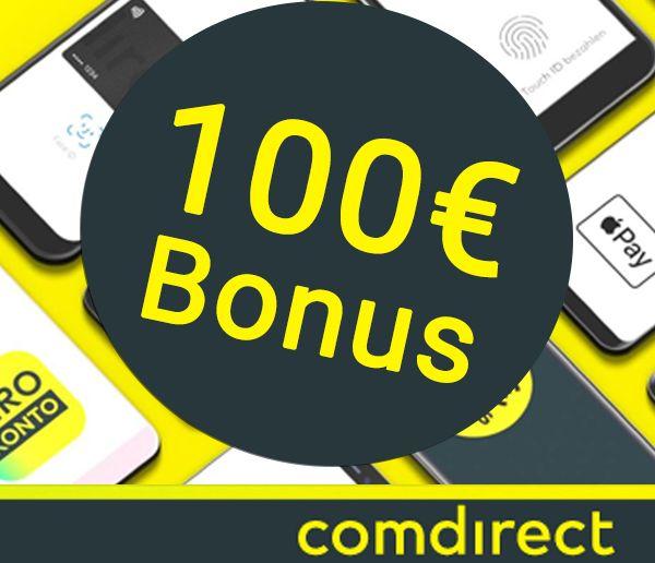 Comdirect 100 Euro