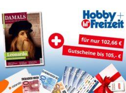Damals: Jahresabo für 102,66 Euro mit Gutschein über 105 Euro