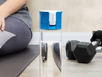 Druckerzubehoer: Kalender und Mavea-Wasserfilter-Flasche für 0 Euro
