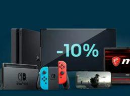 Ebay: Zehn Prozent Rabatt auf Gaming-Artikel und Zubehör