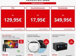 Medion: Inventur-Sale mit Gaming-Notebooks und Induktionskochplatten