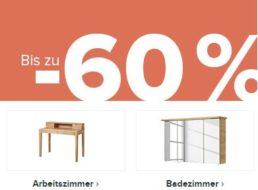 Home24: 20 Prozent Extra-Rabatt auf bereits reduzierte Möbel