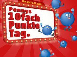 Penny: Zehnfach Payback-Punkte am kommenden Freitag
