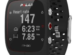 Ebay: Sportuhr Polar M430 für 114,95 Euro frei Haus