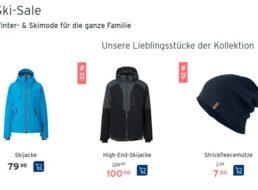 Tchibo: Ski-Sale mit Winterjacken und Thermosocken