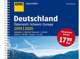 Terrashop: Superstraßen-Atlas für 4,99 statt 17,99 Euro frei Haus