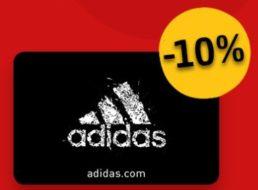 """Penny: Guthabenkarten von Adidas und """"Foot Locker"""" mit zehn Prozent Rabatt"""