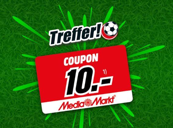 Gratis: Mediamarkt-Gutschein über 10 Euro in Ferrero-Aktionspackungen