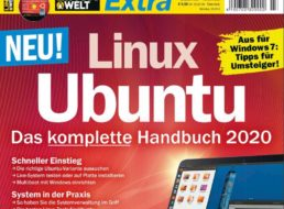 """Gratis: PDF """"Ubuntu – Das komplette Handbuch"""" als Dankeschön für Umfrage"""