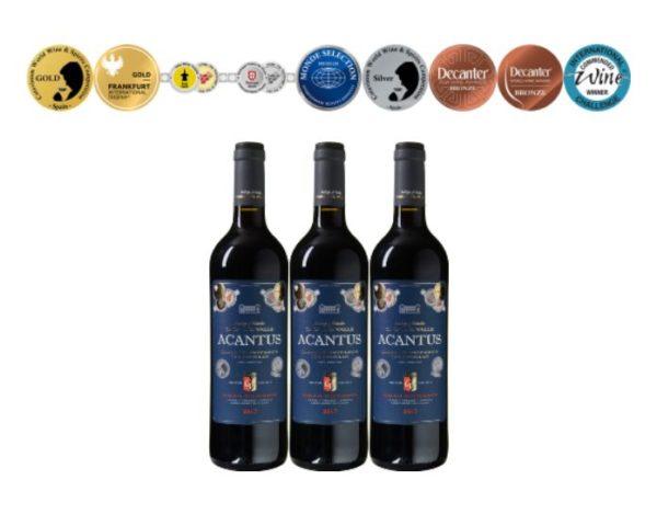 Weinvorteil: Neunfach prämierter Rotwein für 31,89 Euro frei Haus