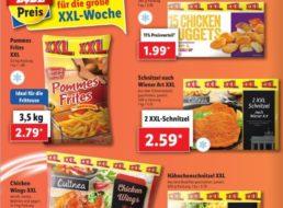 Lidl: XXL-Woche mit Großpackungen zu kleinen Preisen