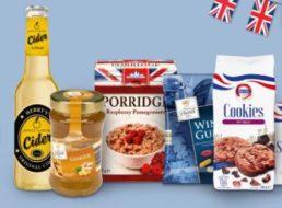 Aldi-Nord: England-Spezial mit Baked Beans und Shortbread