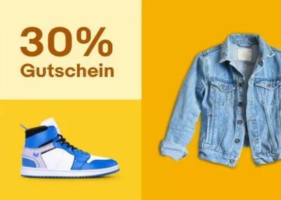 Ebay: 30 Prozent Rabatt auf Kleidung zahlreicher bekannter Marken