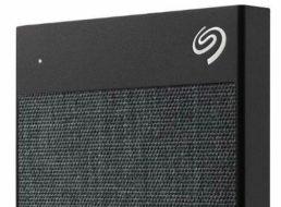 """Ebay: Externe Festplatte von Seagate mit zwei TByte """"recertified"""" für 55,55 Euro"""