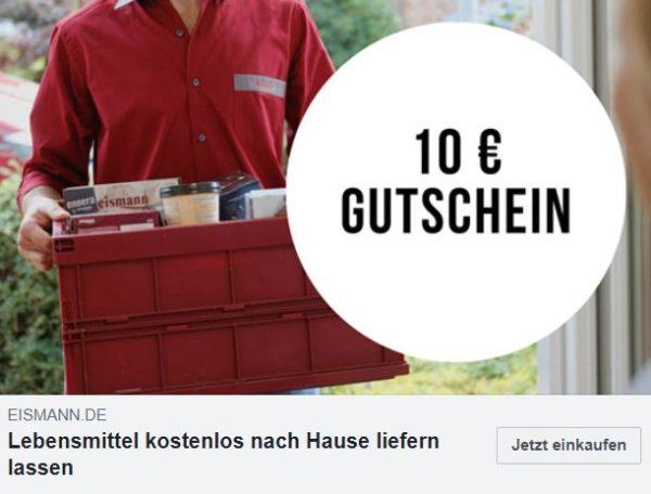 Eismann: 10 Euro Rabatt ab 30 Euro Warenwert für Neukunden