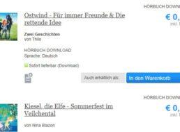 """eBook.de: """"Ostwind"""" und weitere Kinder-Hörbücher zum Gratis-Download"""