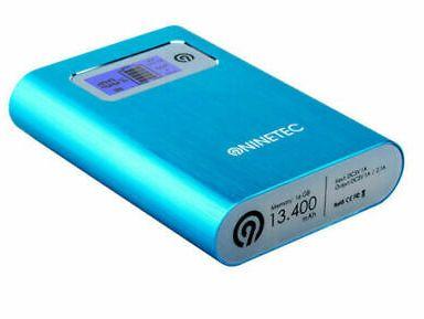 Ebay: Powerbank von Ninetec mit USB-Speicher für 11,99 Euro