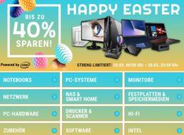 Notebooksbilliger: Software und PC-Zubehör mit bis zu 40 Prozent Rabatt