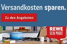 Rewe: Nudeln und mehr mit Gratis-Paketversand ab 20 Euro